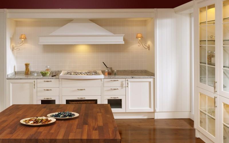 Modelos industrias lodi - Cocinas blanco roto ...
